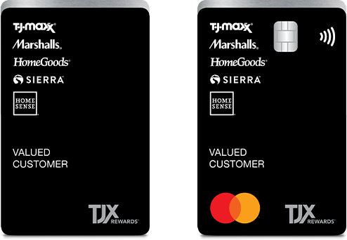 TJX Rewards Cards